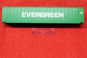 3006317 Atlas O scale Evergreen 45' container