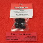 40064 Intermoutian HO scale Barber S-2 70 ton trucks with rotating bearing caps