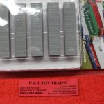 505491 Intermountain N Scale US Navy 40' rib side container set