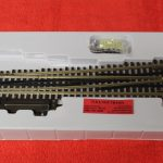 6021 Atlas O scale 3 rail #7.5 High Speed left hand turnout