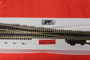 6022 Atlas O scale 3 rail #7.5 High Speed right hand turnout