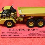 85130 Die Cast Master 1:87th scalt Cat 730 articulated off road truck