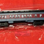 83437 Lionel O scale Polar Express announcements car