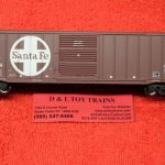 "20005138 Atlas HO Scale Santa Fe 50'6"" box car"