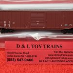 "50004283 Atlas N scale East Erie Commercial ACF 50'6"" box car"