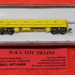 50004582 Atlas N scale Alaska Difco dump car