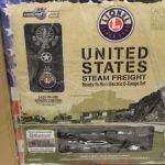 1923100 Lionel O scale 3 rail US Army steam starter set