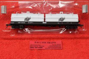 32520 Intermountain HO Scale Chicago Northwestern 100 ton evans coil car
