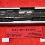 40003988 Atlas N Scale Norfolk Southern SD60E DCC diesel engine