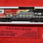 40003991 Atlas N Scale DCC Norfolk Southern First Responders SD60E diesel engine