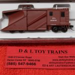 50005134 Atals N Scale Erie Lackawanna Russell snow plow
