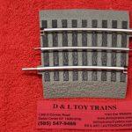 """16835 Lionel O scale 3 rail FasTrack 48"""" 1/4 curve track"""