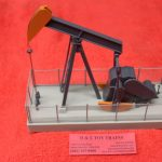 66905 Atlas O scale operating oil pump