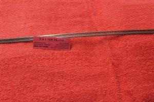 """2000 Atlas N scale Code 55 30"""" super flex track"""