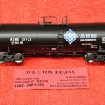 20004985 Atlas Ho Scale ADM 17,600 gallon Trinity tank car