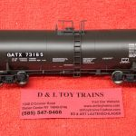 20004995 Atlas HO scale GATX 17,600 gallon trinity tank car