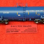 20004997 Atlas HO scale NJ Transit 17,600 gallon trinity tank car