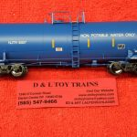 20004998 Atlas HO scale NJ Transit 17,600 gallon trinity tank car