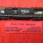40003961Atlas N scale Norfolk Southern GO rail SD60E diesel engine DCC ready