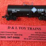 50004088 Atlas N Scale ADM 17,600 gallon Trinity tank car