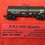 50004097 Altas N Scale GATX 17,600 gallon trinity corn syrup tank car