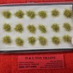 774 Woodland Scenics yellow seeding tufts