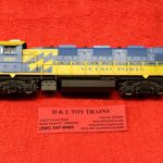 10002687 Atlas HO scale Metro Ports/Port of LA Genset 2 diesel engine DCC