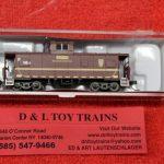 50004141 Atlas N scale Montreal Maine & Atlantic standard cupola caboose