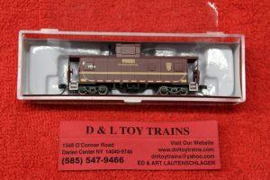 50004142 Atlas N Scale Montreal Maine & Atlantic standard cupola caboose