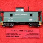 20004978 Atlas HO scale Penn Central cupola caboose