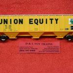 20005469 Atlas HO scale Union Equity Thrall 4750 covered hopper car
