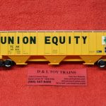 20005470 Atlas HO scale Union Equity Thrall 4750 covered hopper car