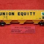 20005471 Atlas HO scale Union Equity Thrall 4750 covered hopper car