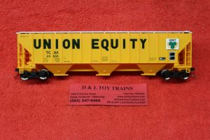 20005471 Atlas HO scale Union Equity Thrall 4750 covered hopper car