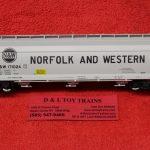 20005516 Atlas HO scale Norfolk Western ACF 4650 centerflow hopper car