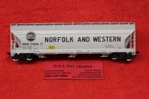 20005516 Atlas HO scale Norfolk Western ACF 4650 centerflow hopper car