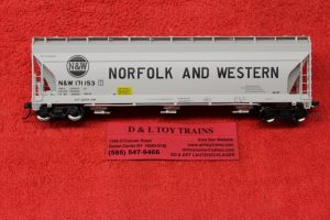 20005518 Atlas HO scale Norfolk Western ACF 4650 centerflow hopper car