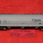 20005528 Atlas HO scale Thiele Kaolin ACF 4650 centerflow hopper car