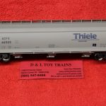 20005530 Atlas HO scale Thiele Kaolin ACF 4650 centerflow hopper car