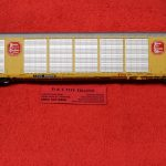 20005671 Atlas HO scale Kansas City Southern Gunderson auto rack car