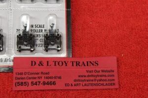 22056 Atlas N scale 70 ton roller bearing trucks