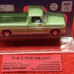 3009917 Atlas O scale 1973 Ford F-100 pickup truck