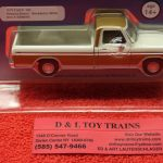 3009919 Atlas O scale 1973 Ford F-100 pickup truck