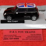 3009930 Atlas O Scale Mini Cooper Car