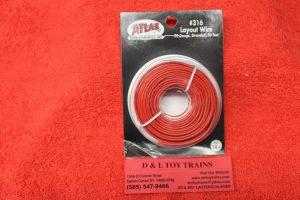 316 Atlas 20 Gauge track wire