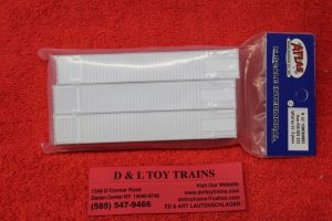 50005225 Atlas N scale UPSU 53' containers
