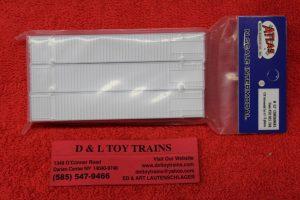 50005248 Atlas N scale CSX Intermodal 53' container set