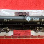 3004211 Atlas O Scale 2 rail ADM 17,600 gallon Trinity corn syrup tank car