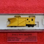 50005136 Atlas N Scale Penn Central Russell snow plow