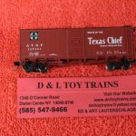 "65817 Intermountain N scale Santa Fe 10'6"" mod. AAR boxcar"